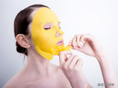 Microfiber Face Mask Sheet